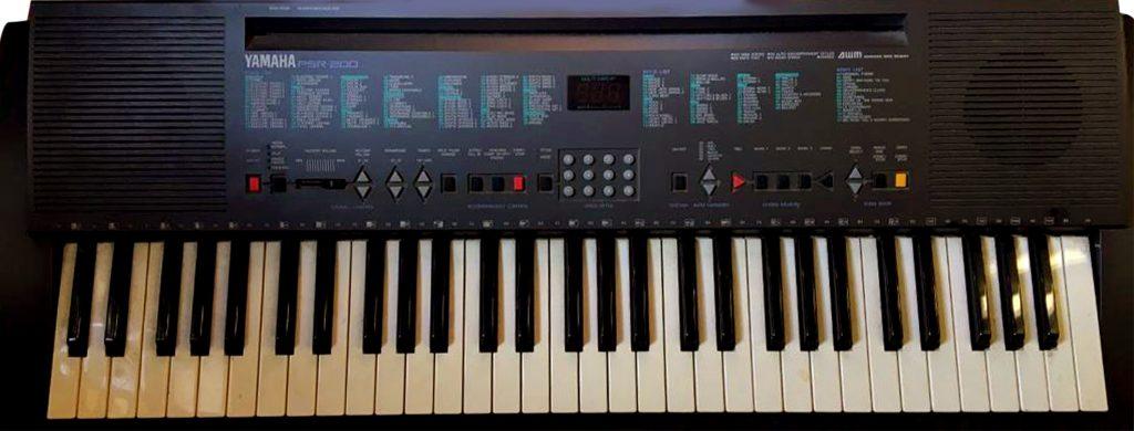 Đàn Organ Yamaha PSR 200